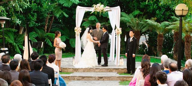 wedding at intercontinental